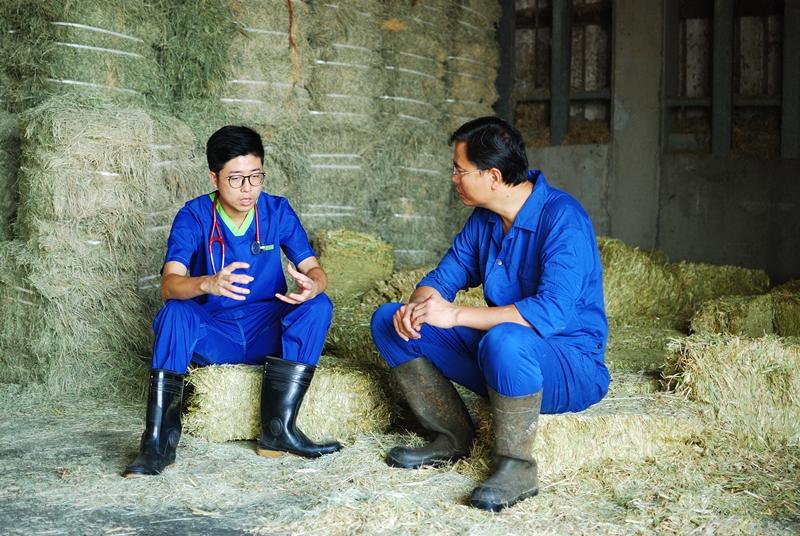 翻轉台灣酪農產銷環境,讓日本北海道公司驚豔的頂級鮮乳-《鮮乳坊》