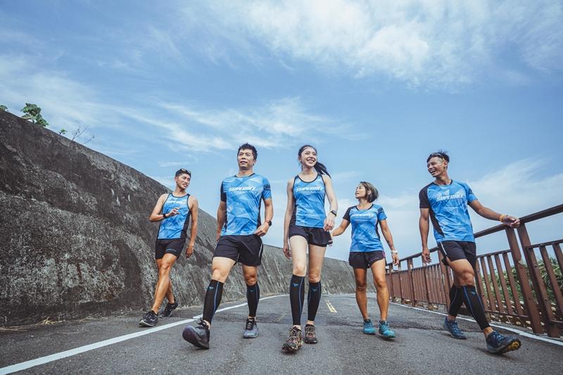 用雙腳認識世界,為運動而生的賽事&機能服飾品牌-SUPERACE