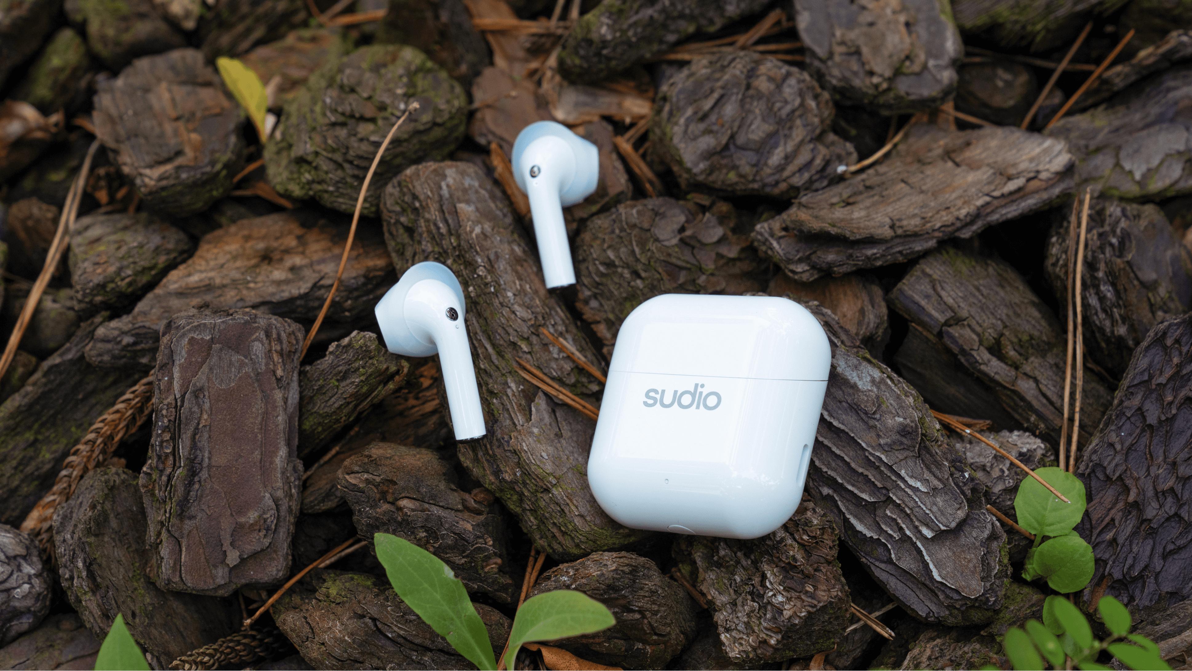 源自於北歐的質感簡約設計,「Sudio Nio 真無線藍芽耳機」的迷人魅力