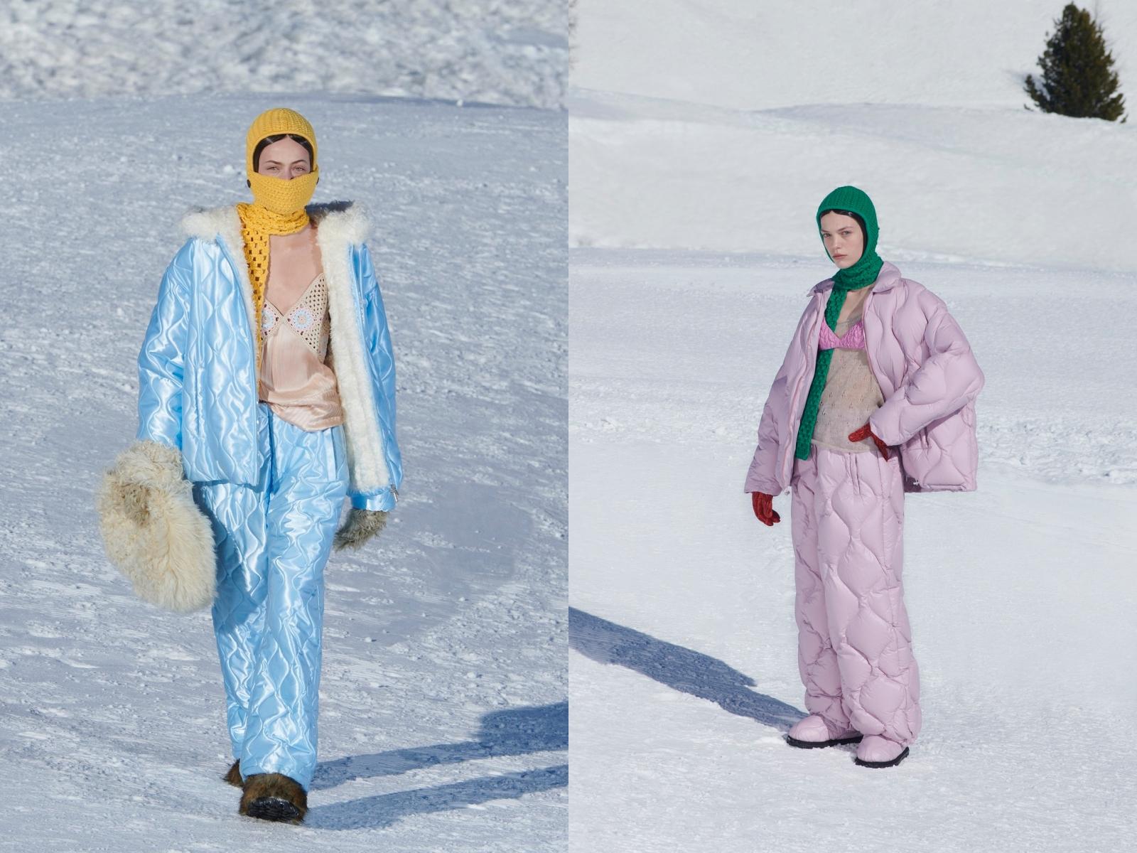 預知2021秋冬流行趨勢:香奈兒領銜眾品牌瞄準滑雪風格,時髦咖請提早筆記!