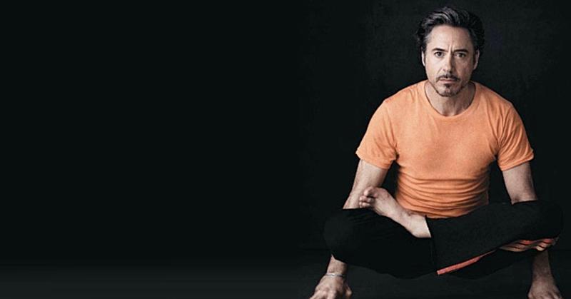 還等什麼?不只是超模,好萊屋男星都在練瑜伽維持好身材!