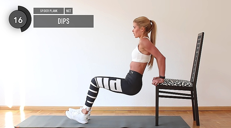 不受空間限制,不管在哪裡都可以瘦大腿、練俏臀的6種「短時高效」運動
