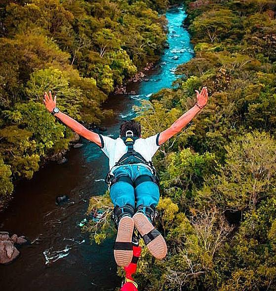 你敢挑戰嗎?世界6大「蹦極」聖地 享受血壓升高、心臟浮起來的刺激感