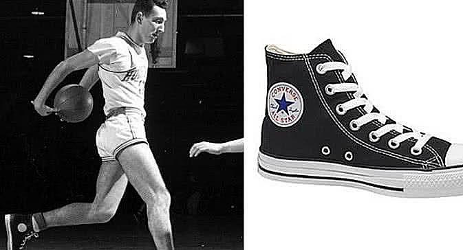 曾經是NBA比賽專用的Converse,內藏你不知道的5大秘密