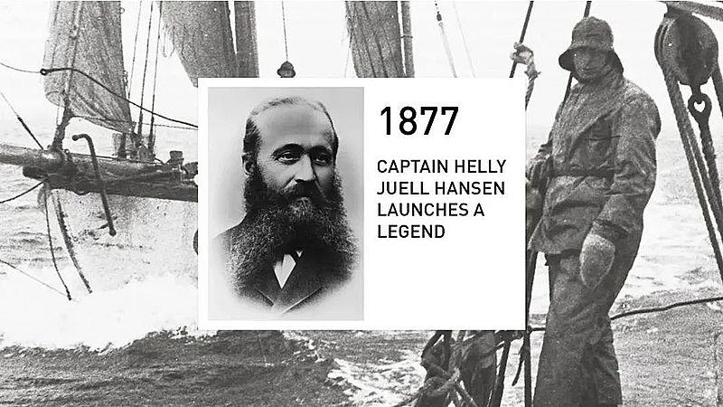 趁著 BEAMS 聯手 HELLY HANSEN,一同來認識這位創始的老船長!