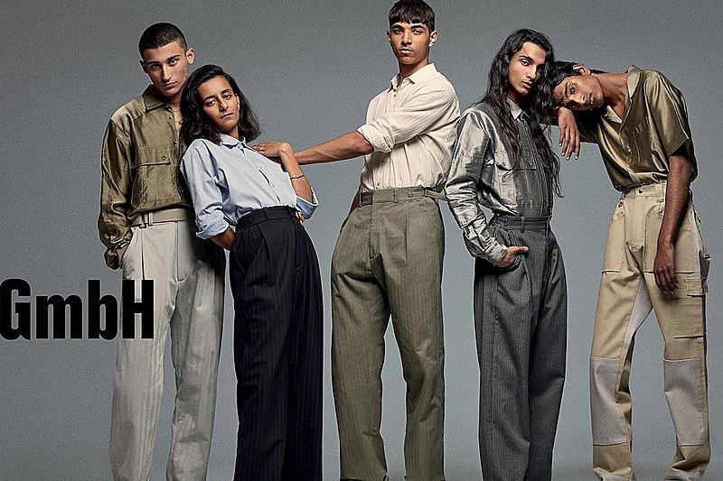服裝也能為移民發聲!揭示捧紅 ASICS 的 Gmbh!