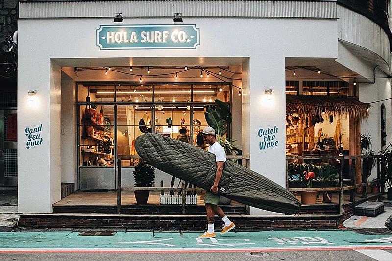 最Chill的衝浪選品店,HolaSurf讓你成為時尚海人!