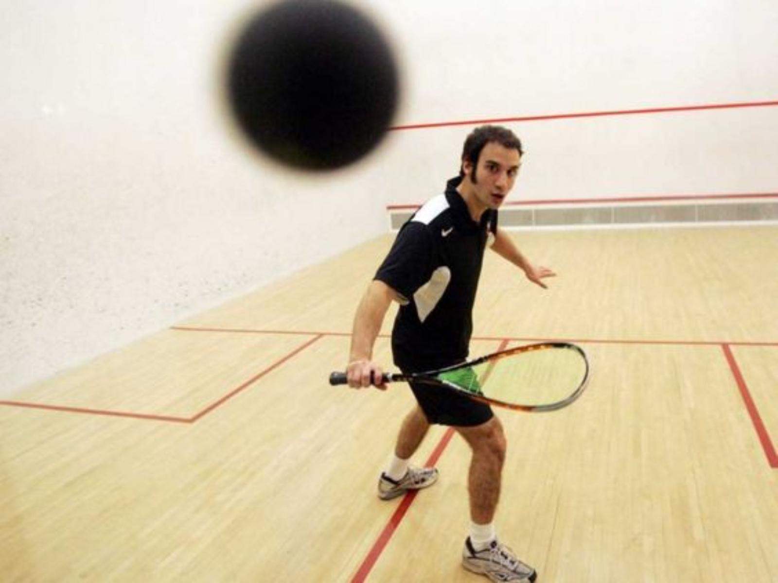 室內運動新體驗:「壁球」會是你最好的選擇!