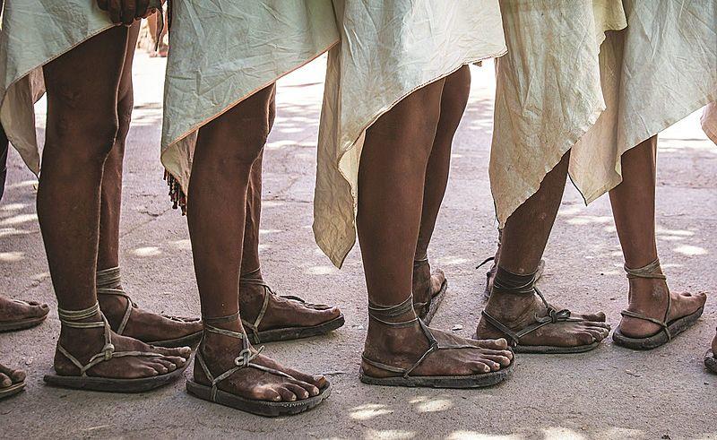 涼鞋征服馬拉松!頂尖腳感的 Luna 涼鞋!