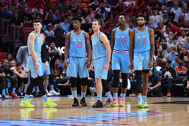 三打三也能用!邁阿密熱火隊實用 NBA 戰術!