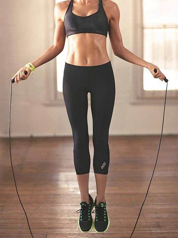 跳繩10分鐘=慢跑30分鐘!短時高效、不分地點就能擁有好身材