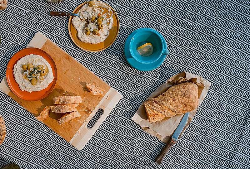 歐美健身人士都在吃!來自中東的神秘美味「鷹嘴豆泥」