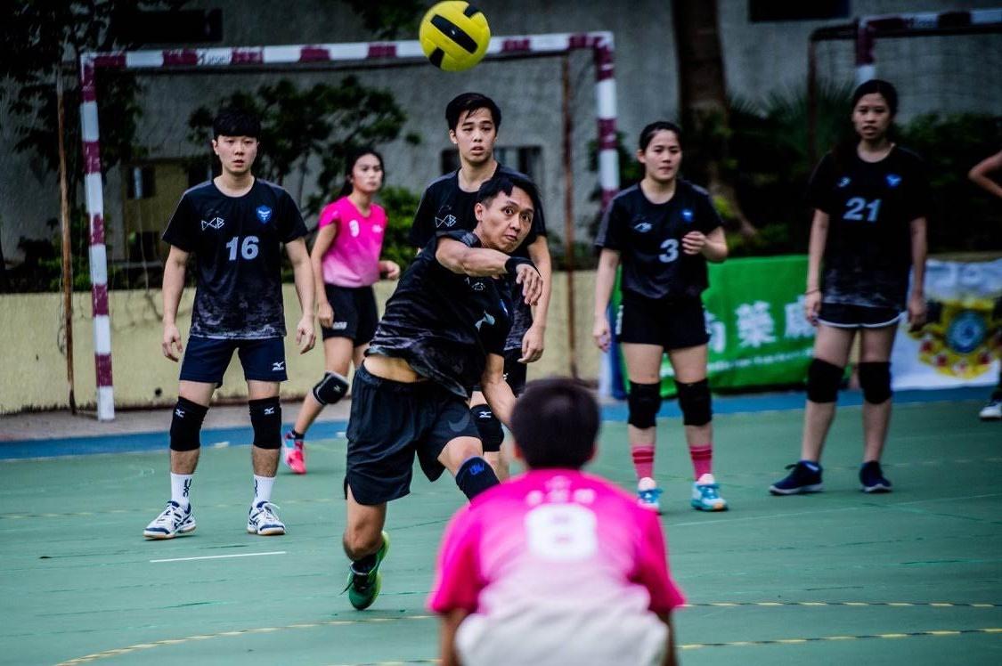 推廣複式躲避球,引進國際級運動設計美學-國手李承安的夢想藍圖