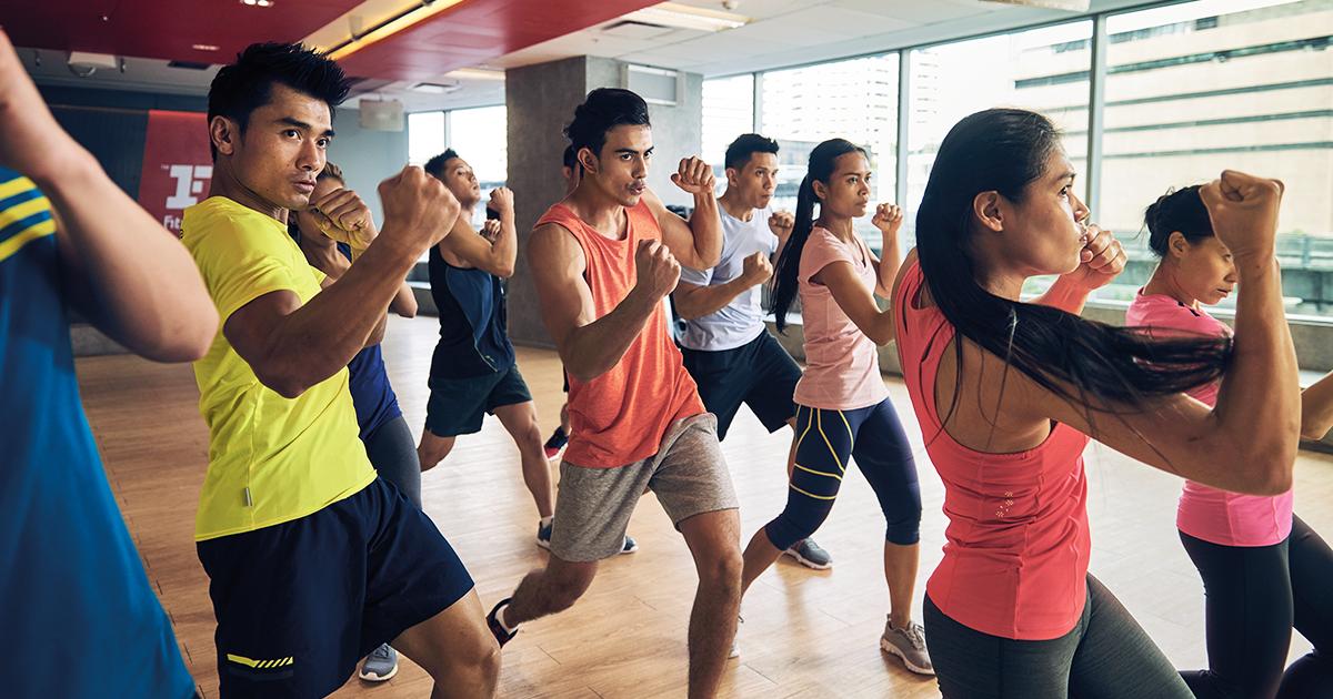 人生壓力大? HIIT的前身「有氧拳擊」讓你燃燒脂肪、釋放壓力!