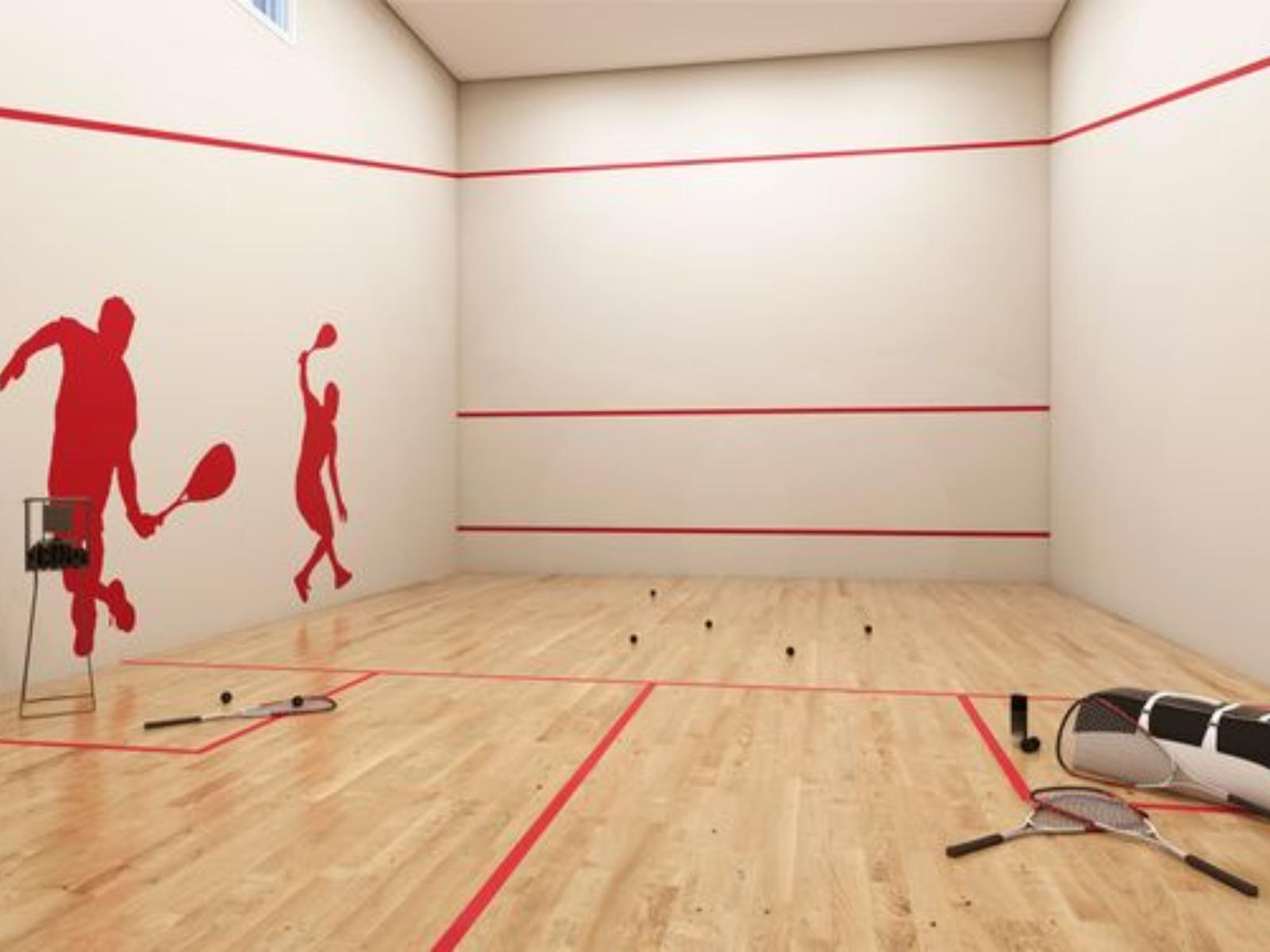 室內運動新體驗,「壁球」會是你最好的選擇!