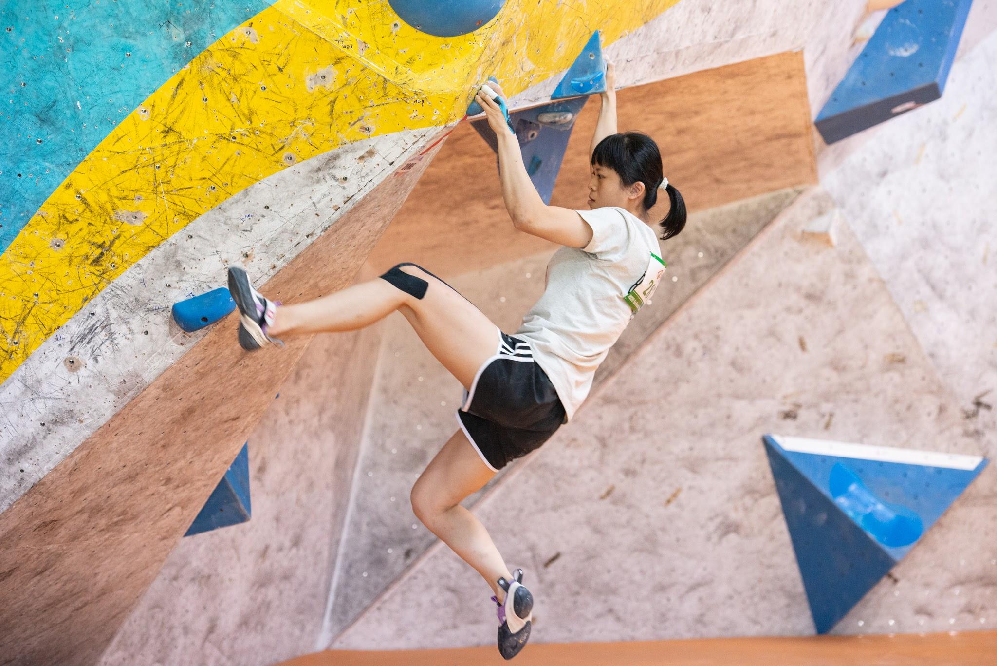 東京奧運新增項目—「攀岩」,如何透過飲食,享受攀岩同時達到健身的效果。