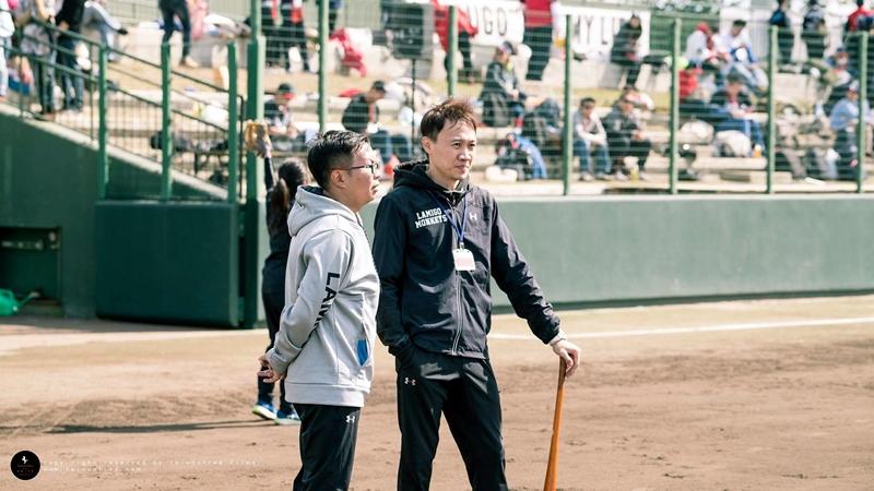 從La New熊到樂天桃猿Rakuten Monkeys,浦韋青領隊的17年棒球故事