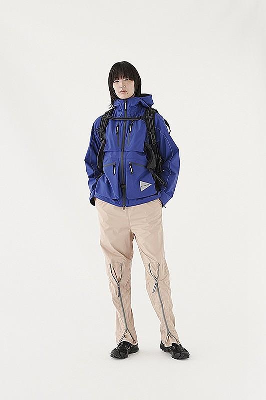 日本頂尖山系品牌,因應日常機能而生 —  and Wander 20SS