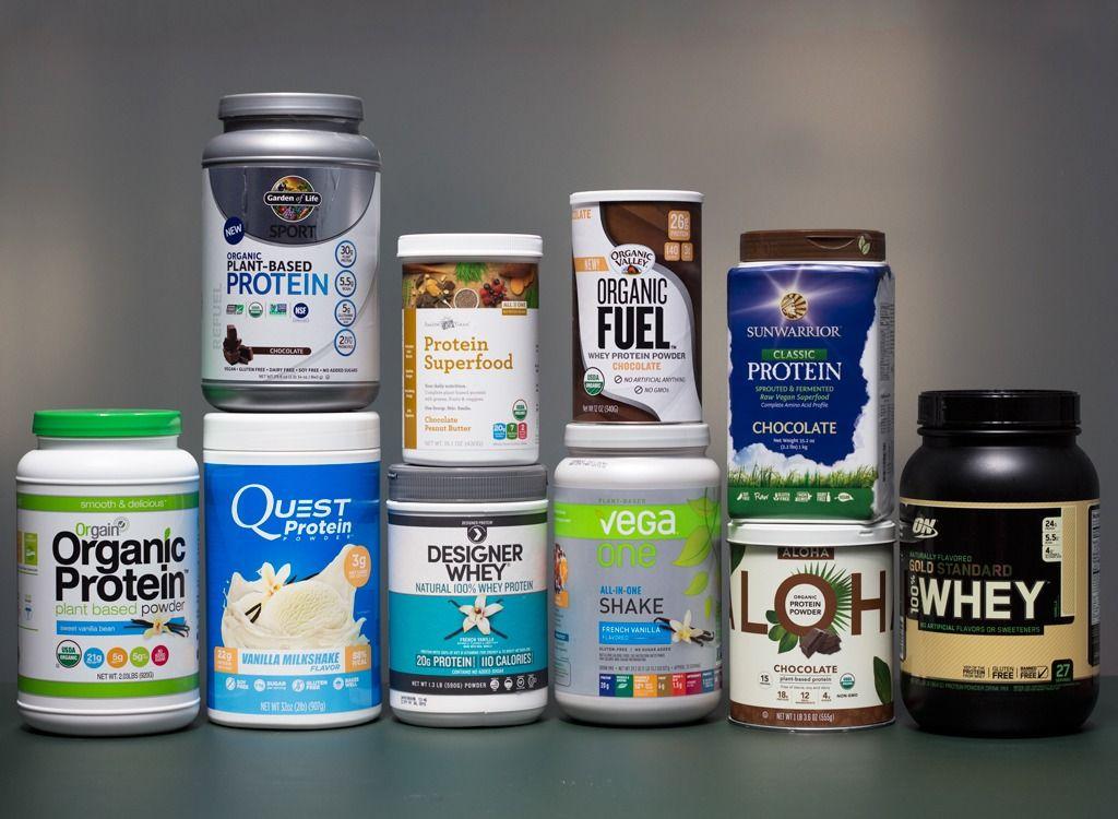 蛋白粉是筋肉人的專利?適時補充讓你瘦的精實有曲線!